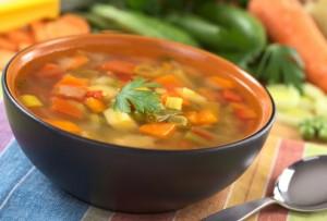 Basics of making soups