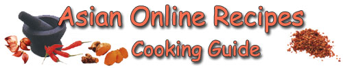 Asian Online Recipes -Cooking Guide